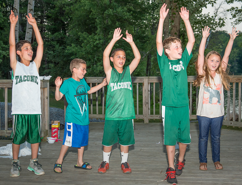 Camp Taconic Clothing