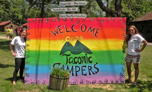 Camp Taconic Welcome